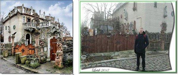 луцк, дом с хемерами архитектора голованя