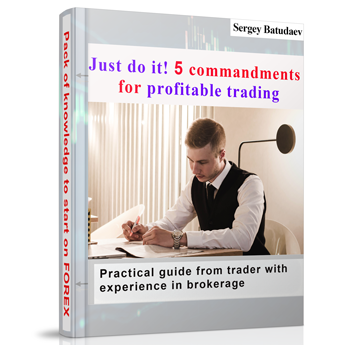 Book Just do it! 5 Commandments of a Profitable Trader!