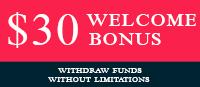 Bonus 30$