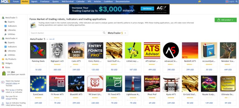 market-trading-applications-service-mql5