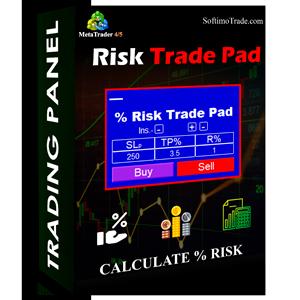 Dounload for free - panel % RiskTradePad